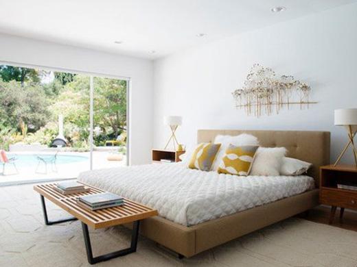 Ý tưởng thiết kế nội thất phòng ngủ