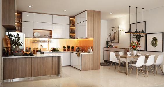 Tủ bếp An Cường