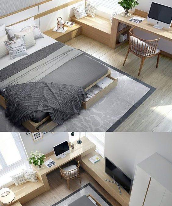Giường Nội thất hiện đại